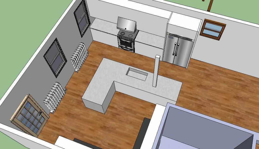 Google Sketchup Kitchen Models Kitchen Appliances Tips And Review